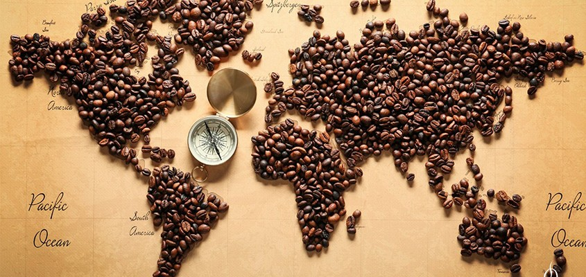 Les origines du café