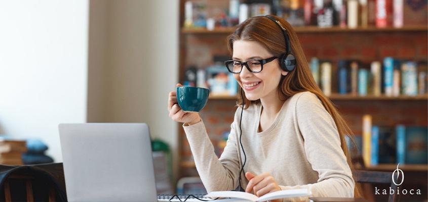 Avec le télétravail, découvrez comment digitaliser votre pause-café.