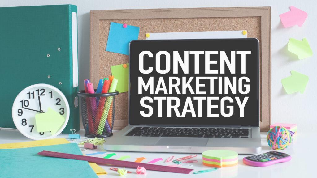 Découvre quelle est l'importance de créer une stratégie de content marketing