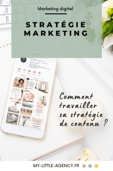 Créer une stratégie de content marketing
