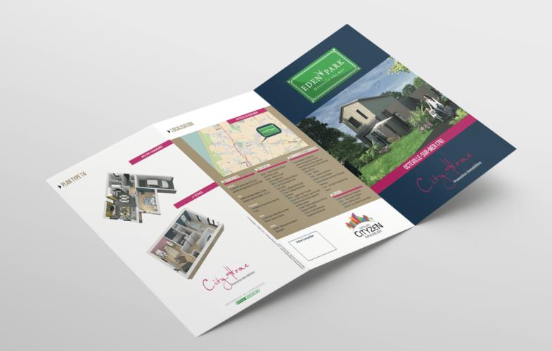 Mockup Groupe Cityzen Immobilier
